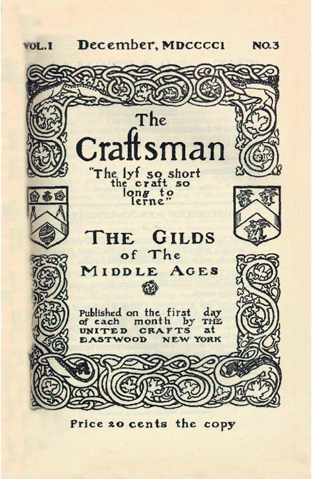 Hewn and hammered books etc the craftsman issue 3 malvernweather Image collections