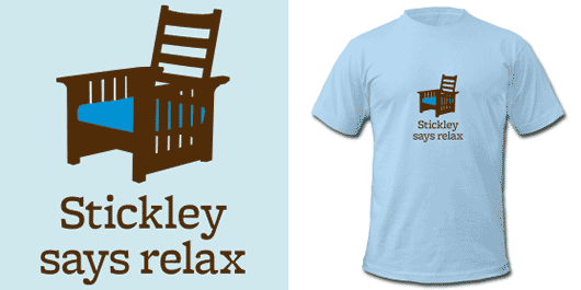 Stickleysaysrelax