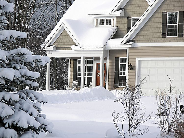 Bigstock-Winter-Home-2576021