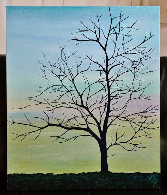 A Journey  Into Acrylic Paintings – Tips and Design Inspiration  (6)