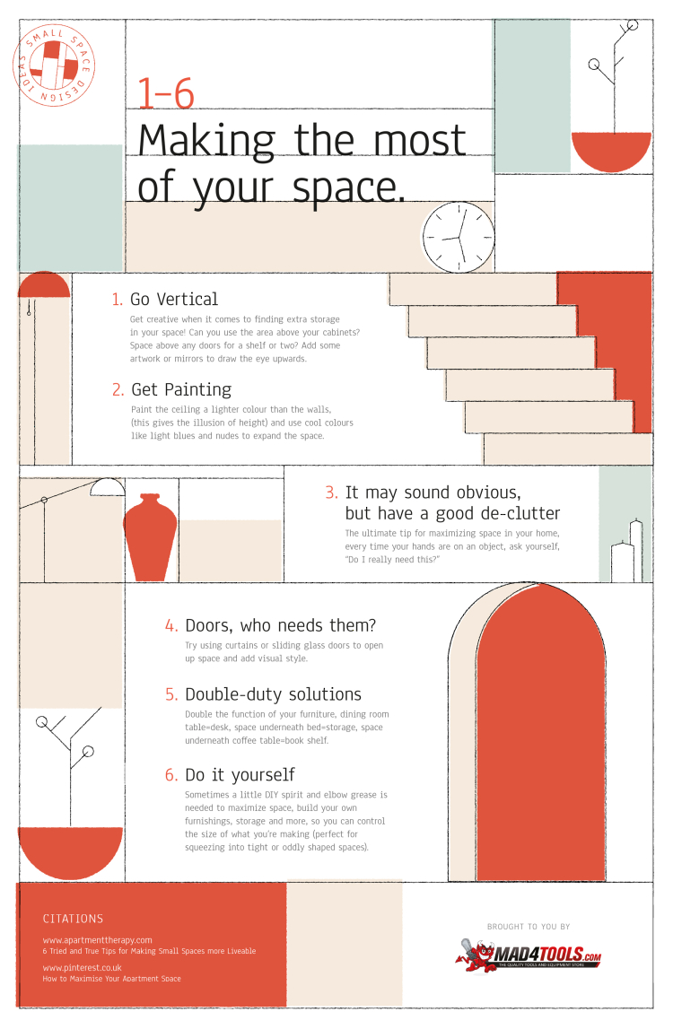 Make The Most Of Your Space