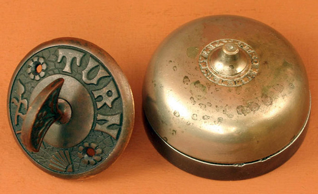 Turnbellset - French La Vie - Its A Bird, Its A Plane, Its. Antique Door  Bell Ringer Antique Furniture ... - Antique Door Bell Ringer Antique Furniture