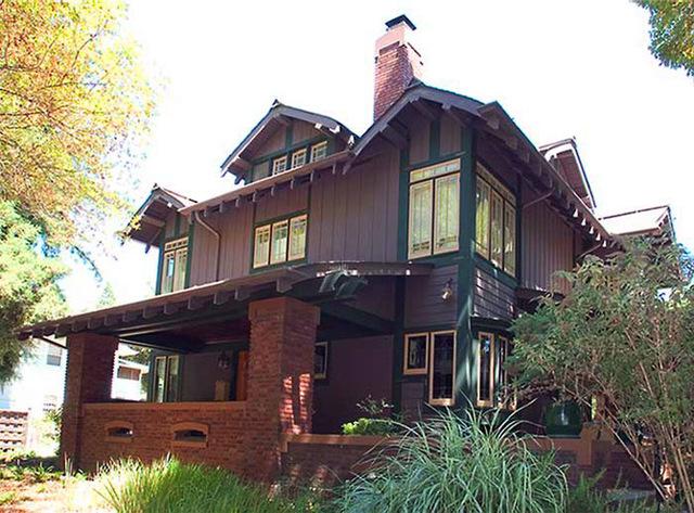 Sacramento Craftsman home