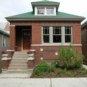 Hewn And Hammered Chicago Bungalow Rehabs